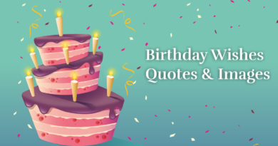 Happy Birthday Wishes Quotes And Images