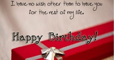 Happy Birthday Wishes Quotes with Images