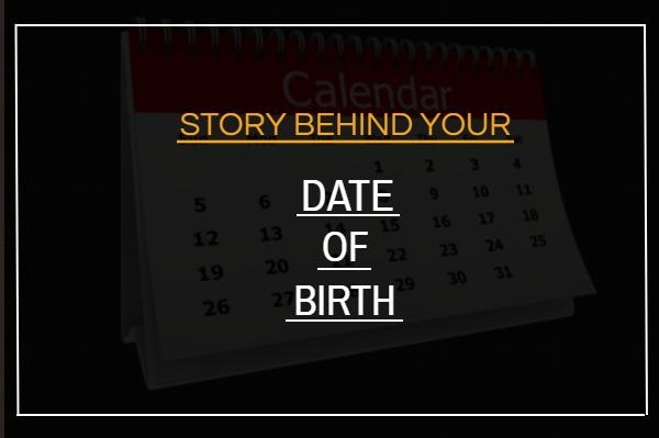 What does your birth date mean