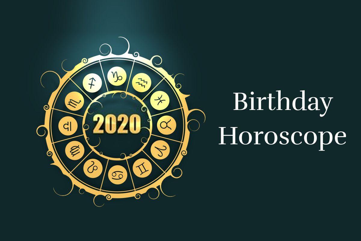 Birthday Horoscope